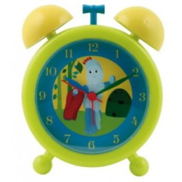 In the Night Garden Twinbell Bedside Alarm Clock