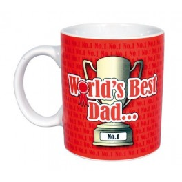 World's Best Dad ..Useless Husband Mug