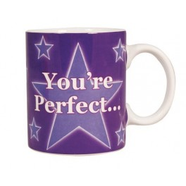 You're Perfect .. But I'm Better Mug