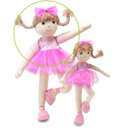 Large Ballerina Doll