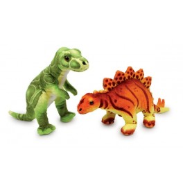 Ronny and Conny Soft Cuddly Dinosaurs