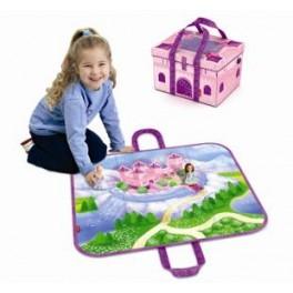 Fairy Castle Zipbin