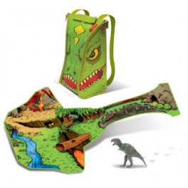 Dinosaur Playpack  Zipbin