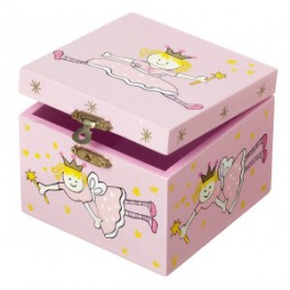 Fairy Princess Trinket Box