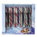Strawberry Candy Cane - 12