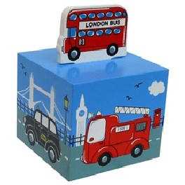 London Bus Money Box