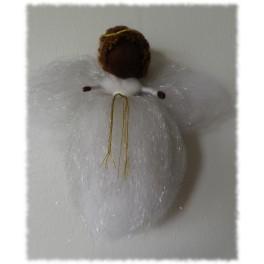 Christmas Tree Angel - Afro-Caribbean