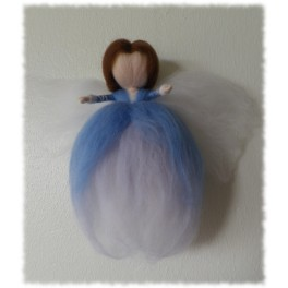 Forget-Me-Not Fairy Angel