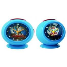 Thomas Lenticular Alarm Clock