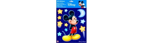 3D Disney Room Sticker Decorations